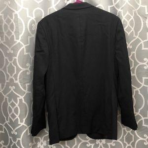 Egara Suits & Blazers - Men's Black Suit Jacket
